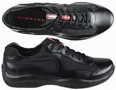 ae521b4dff2 chaussure prada homme grise