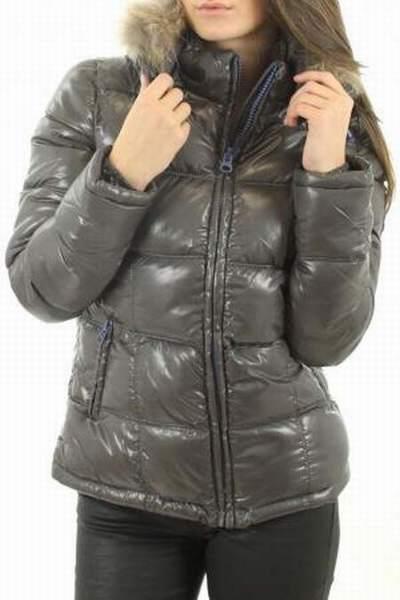Manteau doudoune fille zara